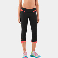 Women's HeatGear Sonic All-In-One Capri | 1236488 | Under Armour US