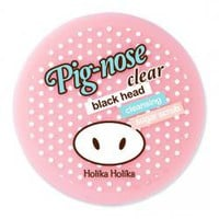 Holika Holika: Pig-Nose Clear Blackhead Cleansing Sugar Scrub