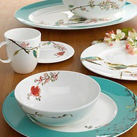 Lenox Simply Fine Dinnerware, Chirp Collection - Casual Dinnerware - Kitchen - Macy's