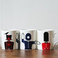 Our Workshop | London Folk Mug