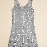 Sally Miller Girls' Gatsby Sequin Dress - Sizes S-XL | Bloomingdale's