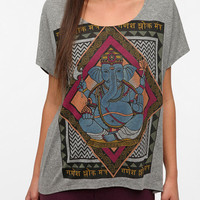 Urban Outfitters - Title Unknown Ganesha Triblend Tee