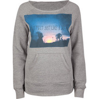 GLAMOUR KILLS How it Feels  Womens Sweatshirt 185448130 | sweatshirts &amp; hoodies | Tillys.com
