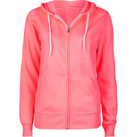 FULL TILT Basic Womens Zip Hoodie 190846350 | sweatshirts & hoodies | Tillys.com