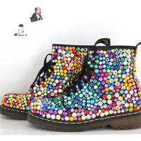 fancy. feel good doc martens