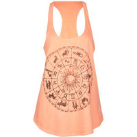 BILLABONG Oracle Fox Totally Stoked Womens Tank 194495706 | clothing | Tillys.com