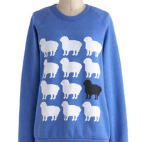 Only Ewe Top | Mod Retro Vintage Sweaters | ModCloth.com