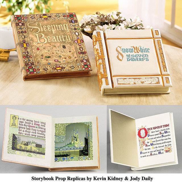 Disney Storybook Prop Replicas | Flickr - Photo Sharing!