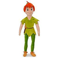 Peter Pan Plush - 20'' | Disney Store