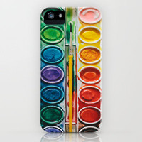 The Painter  iPhone Case by Laura Ruth  | Society6