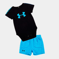 Boys&#x27; Newborn UA Integrity Bodysuit 2-Piece Set 2.0 | 1242662 | Under Armour US