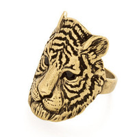 Grr Power Ring | Mod Retro Vintage Rings | ModCloth.com