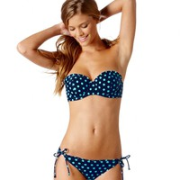 Juliet Dot Balconette Bikini Top | Aerie for American Eagle