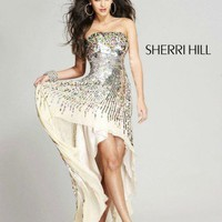 Sherri Hill Prom Dress S...