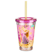 Disney Tangled Rapunzel Tumbler with Straw -- Small | Disney Store