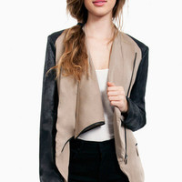 Dani Drapey Jacket $54