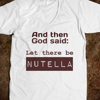 Let There Be Nutella - Mermaid in Disguise