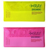 X-Ray Document Holder - Travel - Fun + Functional