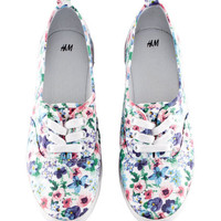 Sneakers - from H&amp;M