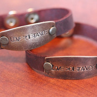 Couple's Bracelets - His and Her bracelets Perfect gift for Valentines
