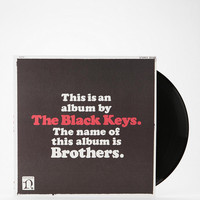 Urban Outfitters - The Black Keys - Brothers 2xLP and CD