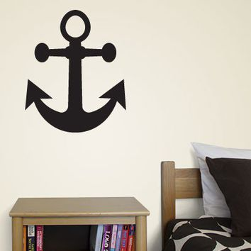 Small Anchor Decal  - Decals - Wall