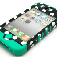 Teal Blue Soft Skin Case...