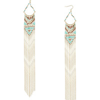 Ancient Princess Earrings | FOREVER21 - 1000038448