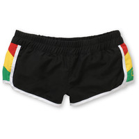 Empyre Girls Rasta Eddie Board Shorts