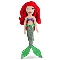 Ariel Plush Doll - 21'' | Disney Store