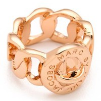 Marc by Marc Jacobs Katie Turnlock Ring | SHOPBOP