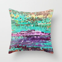 Morning has broken Throw Pillow by Catherine Holcombe | Society6