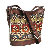 Fossil Maddox Top Zip Crossbody
