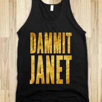 Dammit Janet (tank) - Movies