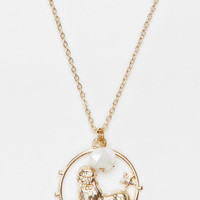 Urban Outfitters - Zodiac Necklace