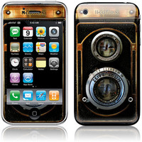 Apple iPhone 3G / 3GS Skin Cover Zeiss Ikoflex by stickitskins