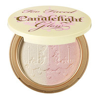 Too Faced Candlelight Glow Highlighting Powder Duo: Shop Luminizer | Sephora