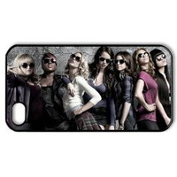 Amazon.com: CTSLR Movie & Teleplay Series Protective Hard Case Cover for iPhone 4 & 4S - 1 Pack - Pitch Perfect - 1: Cell Phones & Accessories