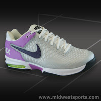 Nike Air Max Breathe Cage Womens Tennis Shoe 554874-055