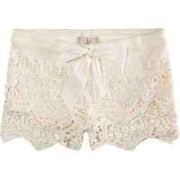 LOST Coronado Lace Tier Womens Shorts