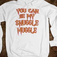 You Can Be My Snuggle Muggle - Movie Madness