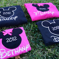 Disney World Shirts for the Family - Mickey & Minnie