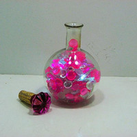 Home Decor Accent Light - Light Up Bottle - Recycle Bottle Light
