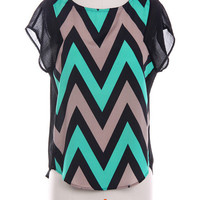 Missoni Top from One Vault