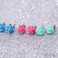 Rose Earring Gift Set