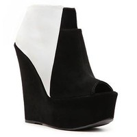Qupid Kunis-05 Wedge Bootie