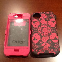 iPhone 4 4S OtterBox Def...