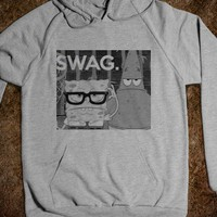 Swag Sweatshirt - Martin Twin Tees and Tanks