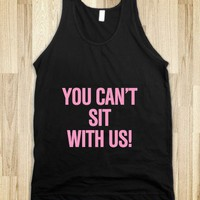 You can't sit with us! - Bows over Bros