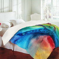 Madart Inc. The Beauty of Color 3 Duvet Cover